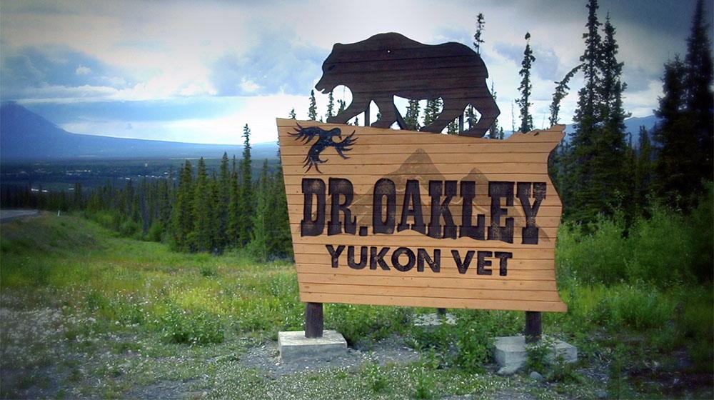 Dr. Oakley: Yukon Vet